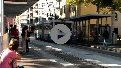 Embedded thumbnail for Cornerstones of transport policy in Zürich