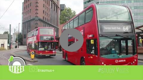 Embedded thumbnail for STREET Sustainable Transport Education for Environment and Tourism