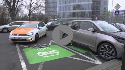 Embedded thumbnail for Electromobility in Prague
