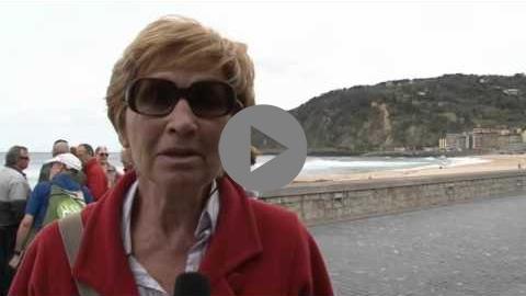 Embedded thumbnail for Old people walking, Donostia - San Sebastian, Spain