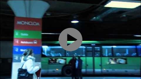 Embedded thumbnail for Madrid: Interchange plan for public transport - Moncloa interchange station