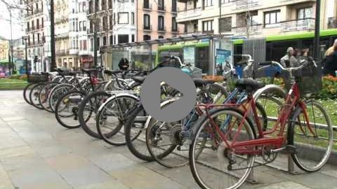 Embedded thumbnail for Cycle Policy in San Sebastian, Spain