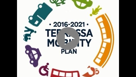 Embedded thumbnail for Terrassa Sustainable Urban Mobility Plan 2016-2021