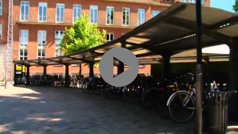 Embedded thumbnail for Odense: Bicycle Parking Facilities