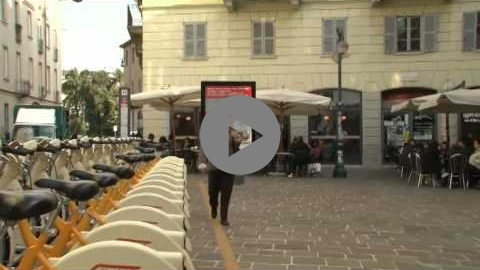 Embedded thumbnail for Milan - Bike Me
