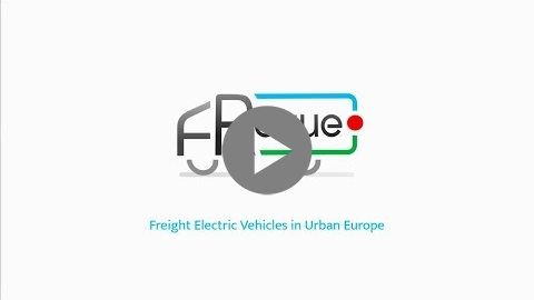 Embedded thumbnail for FREVUE - FReight Electric Vehicles in Urban Europe