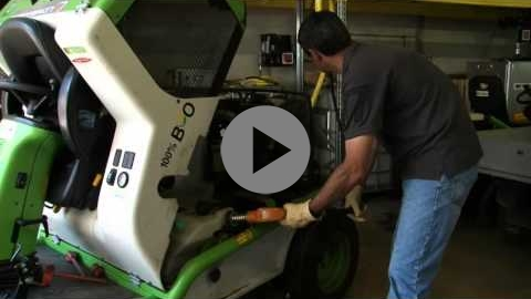 Embedded thumbnail for Pure plan oil mower
