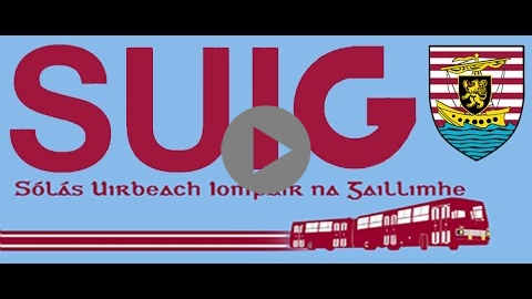Embedded thumbnail for SUIG BRT/LRT Route Option 2
