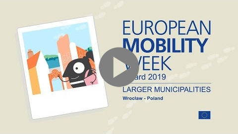 Embedded thumbnail for EMW larger municipalities finalist - Wrocław, Poland