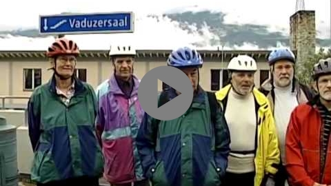 Embedded thumbnail for Safe in the saddle - bicycle training for senior citizens