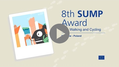 Embedded thumbnail for Wrocław, finalist of the 8th SUMP Award