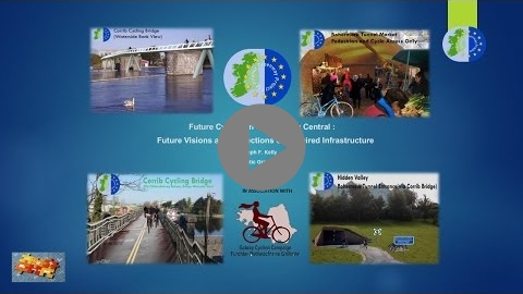 Embedded thumbnail for Future of cycling in Galway city central