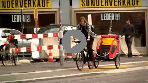 Embedded thumbnail for Promotion of bicycle use in Zurich, Switzerland