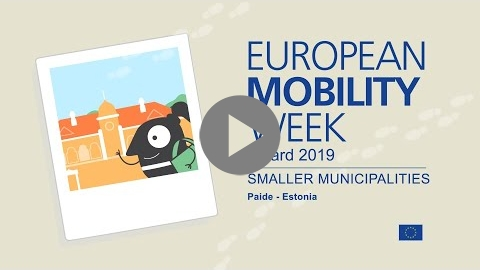 Embedded thumbnail for EMW smaller municipalities finalist - Paide (Estonia)