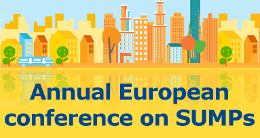 Image link to information about Annual European conference on SUMPs