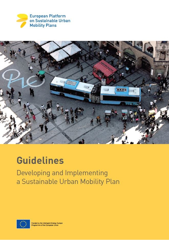 SUMP Guidelines Cover